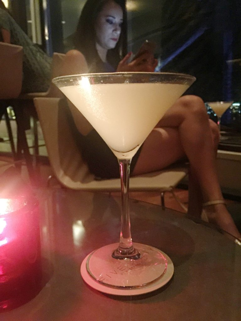 Lychee Martini @ 560 by Wolfgang Puck