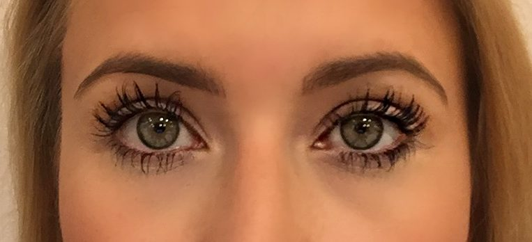 7d89dff5365 Here is week Ten with Mascara. All I can say is WOW! This stuff really  works!