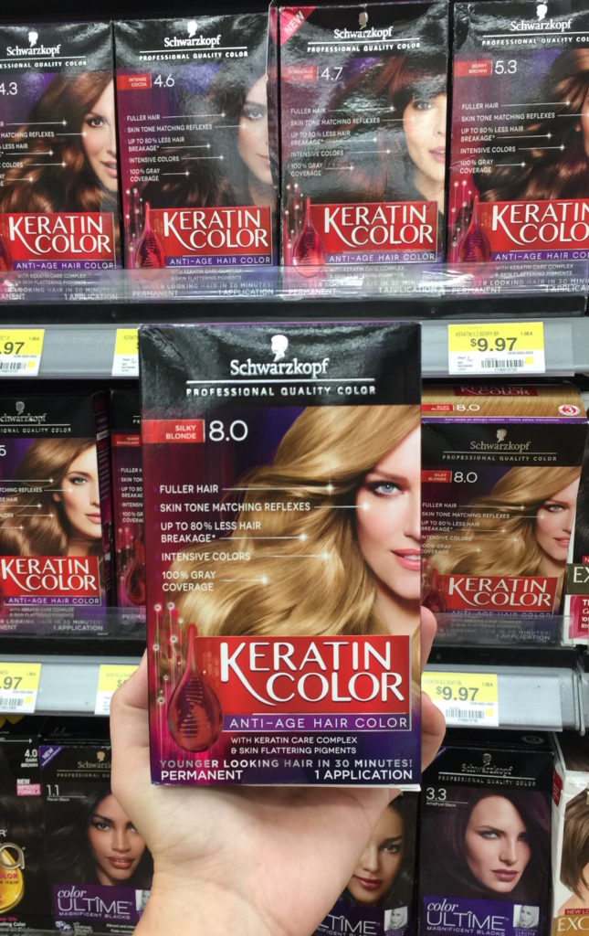 Little Me And Free Schwarzkopf Keratin Color How To Make A