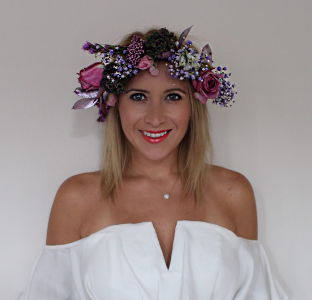 Little me and free schwarzkopf keratin color how to make a step 6 tie off the twine to the measurement of your head and enjoy wearing your flower crown izmirmasajfo